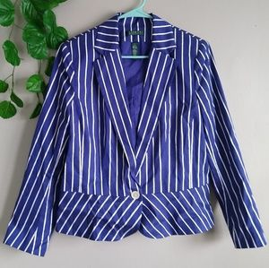 Lauren Ralph Lauren Blazer people size 14 career